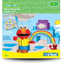 Elmos Rainy Day Building Set