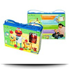 Kid Elmo Pet Vet Building Set