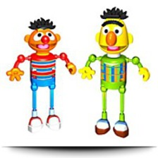 Sesame Street Bert And Ernie Building