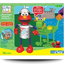 Sesame Street Elmos Dragon Adventure