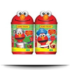 On SaleSesame Street Talking Elmo Canister Kit