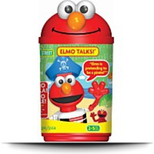 On SaleTalking Pirate Elmo Building Set