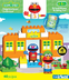 sesame street neighborhood collection schoolhouse building