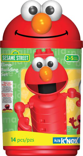 Sesame Street Elmo Building Set