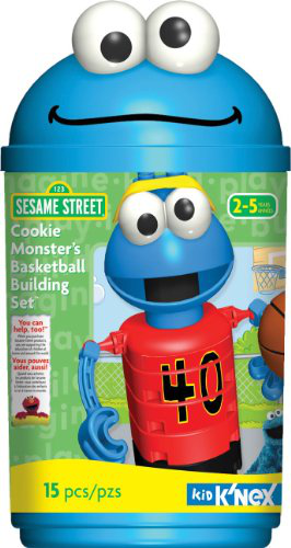 Sesame Street Cookie Monsters Basketball