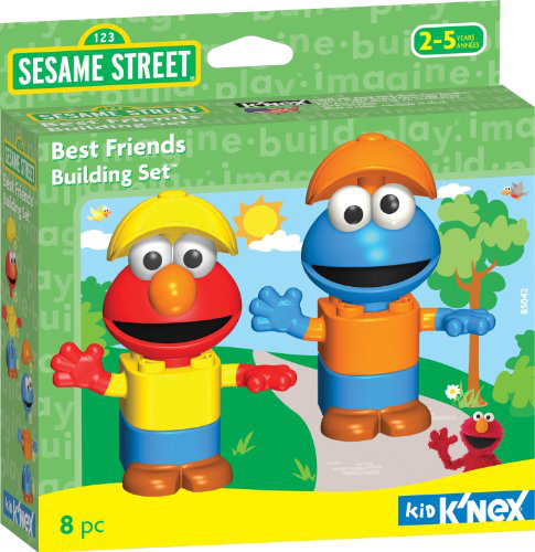 Best Friends Building Set