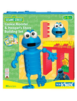 Kid Sesame Street Cookie Monster
