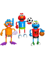 Knex Sesame Street Building Set Assortment