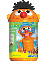 Sesame Street Swim Time Ernie Building